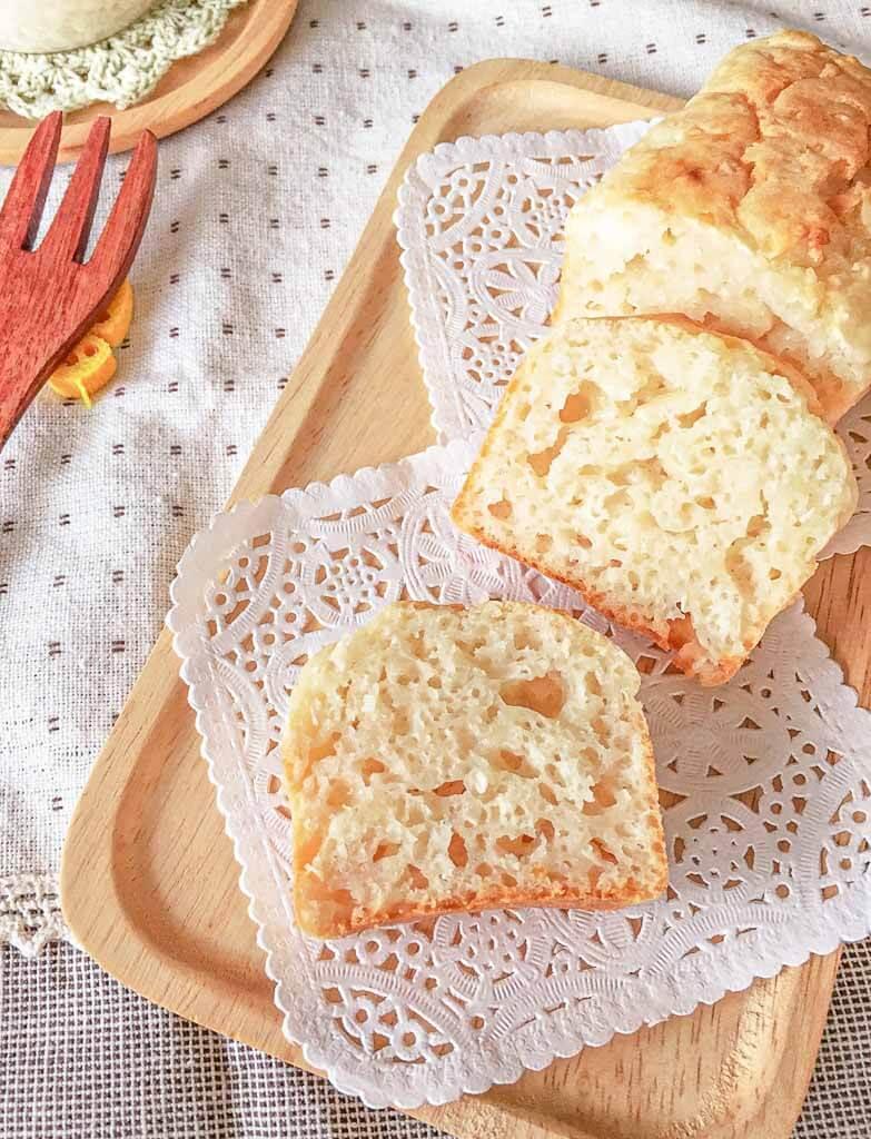甘酒のミニパウンドケーキ