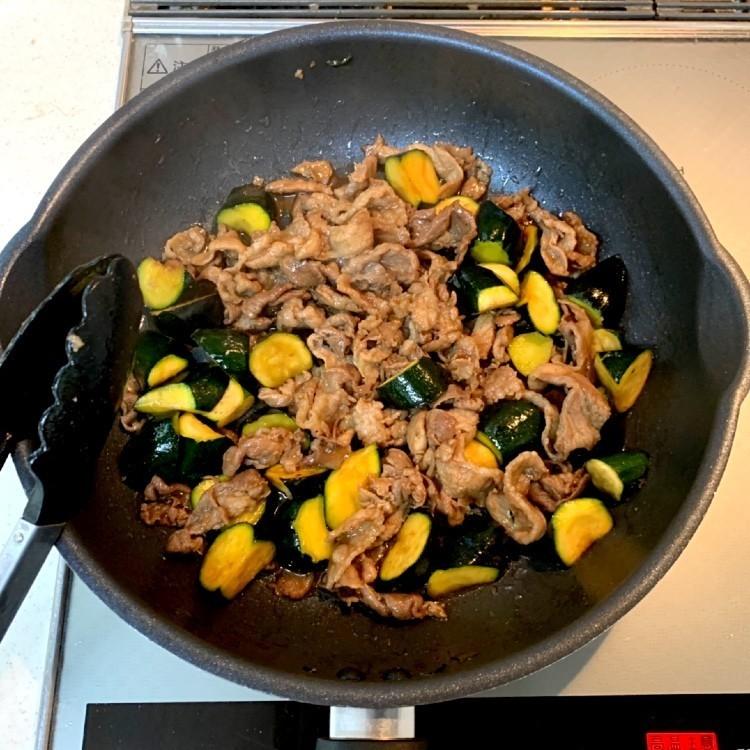 豚肉 ズッキーニ 炒め物 おつまみ レシピ 簡単 ヘルシー お弁当 作り置き 夏バテ