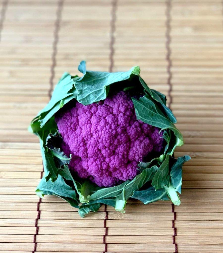 紫カリフラワー(パープルフラワー)