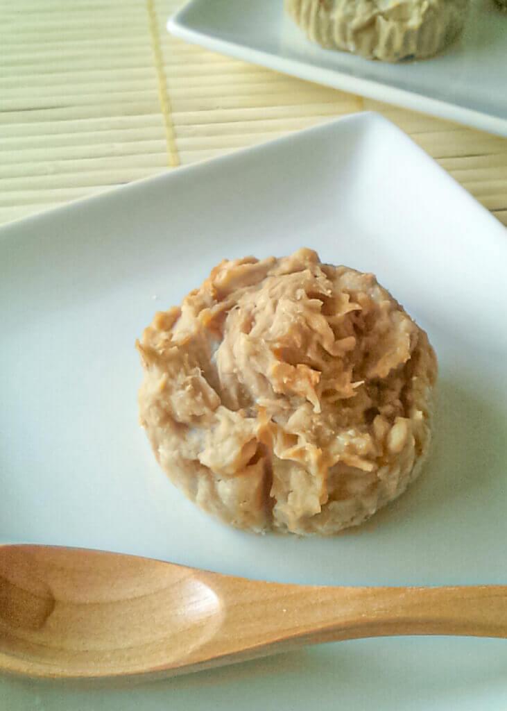 里芋と生姜のきんとん風おやつ